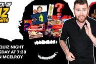 Image for event: Comedy Pub Quiz