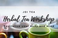 Custom Herbal Tea Workshop - Revitalise your body and mind