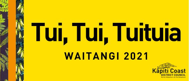 Tui, Tui, Tuituia - Paper Quilt Workshop