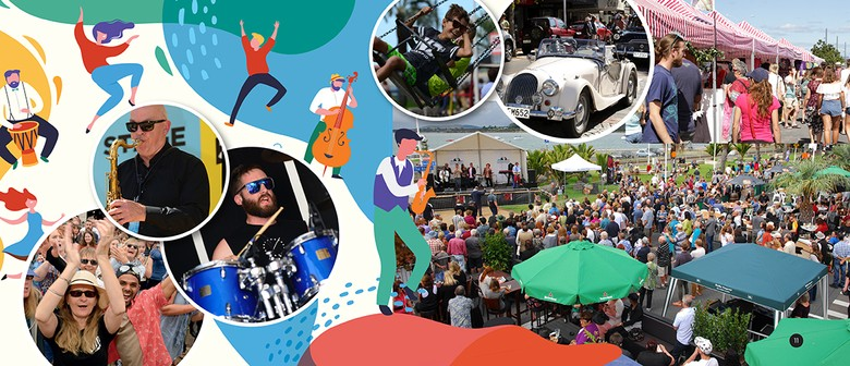 Downtown Carnival: Tauranga City Comes Alive with Jazz