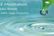 Wednesday Refresh (Meditation classes)
