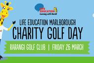 LifeEd Charity Golf Tournament