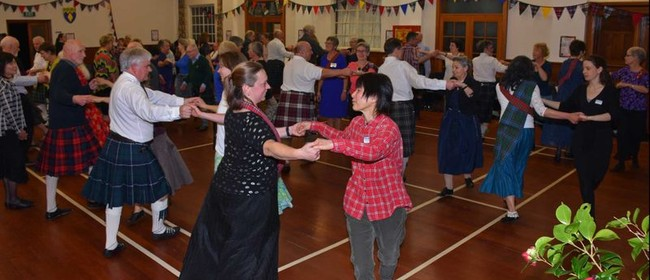 Scottish Country Dancing Beginners' Classes