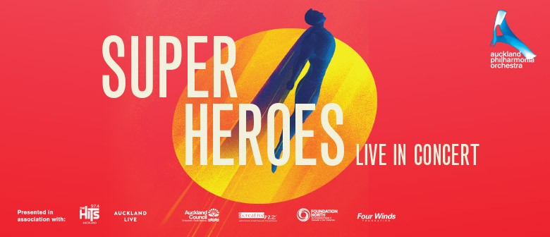 Superheroes Live in Concert: CANCELLED