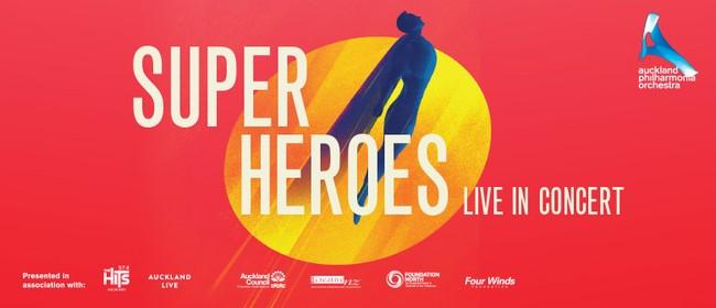 Superheroes Live in Concert