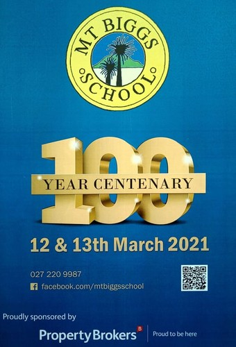Mt Biggs School Centenary