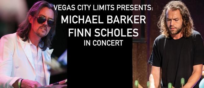 Michael Barker & Finn Scholes