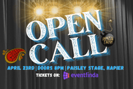 Open Call @ Paisley