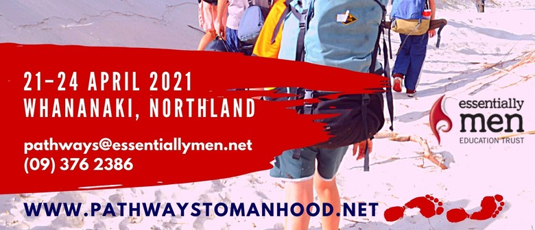Pathways to Manhood NZ 2021
