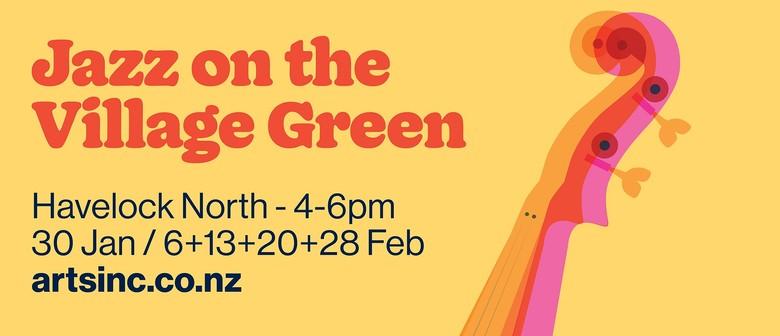 Jazz On the Village Green - David Selfe Trio & Mandy Meadows