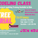 Free Trial Modelling for Kids