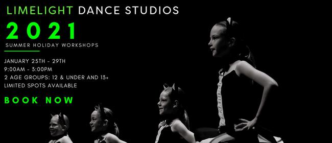 Limelight Dance Studios Summer Workshops