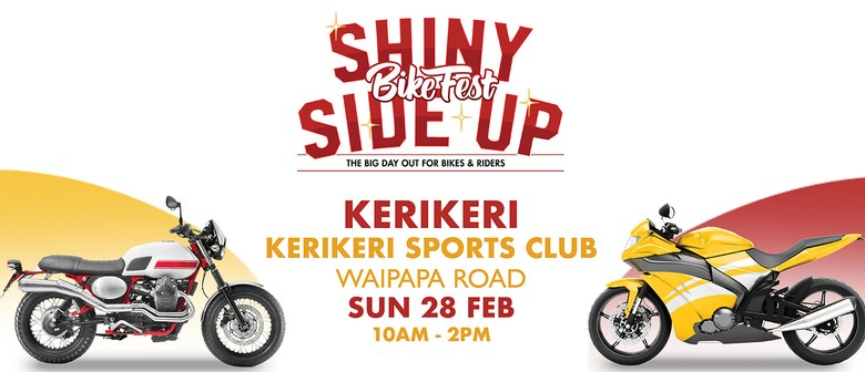 Shiny Side Up Bike Fest: CANCELLED