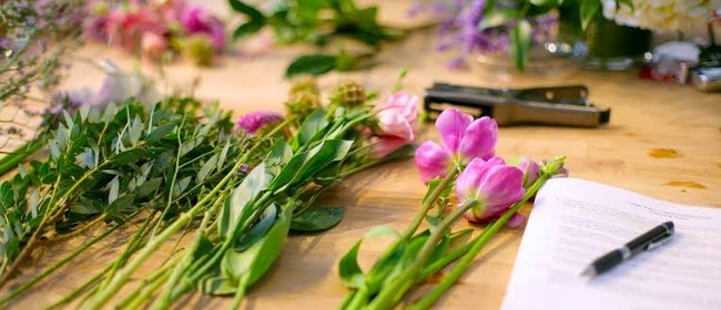Floral Bouquet Workshop