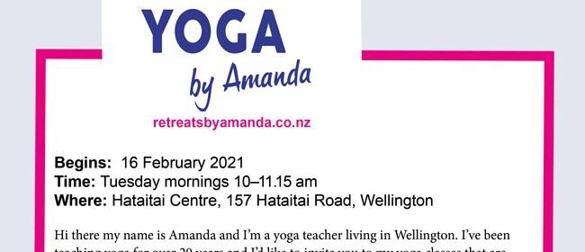 Yoga by Amanda