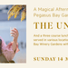 The Unicorn, A Magical Afternoon in the Pegasus Bay Gardens