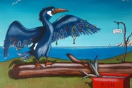 Lordy - Shiver Me Timbers Again! Exhibition by Gail Davidson