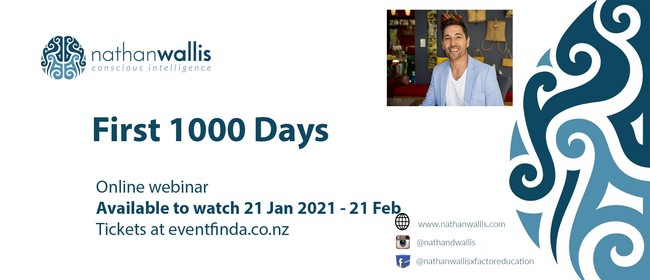 The First 1000 Days - Understanding your Brain Webinar