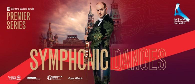 The New Zealand Herald Premier Series: Symphonic Dances: POSTPONED