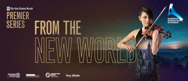 The New Zealand Herald Premier Series: From The New World