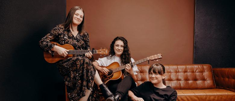 Jenny Mitchell ft Sisters Maegan & Nicola