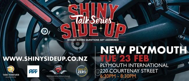 Shiny Side Up Talk Series