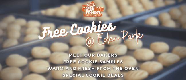 Cookie Saturdays - The Cookie Project