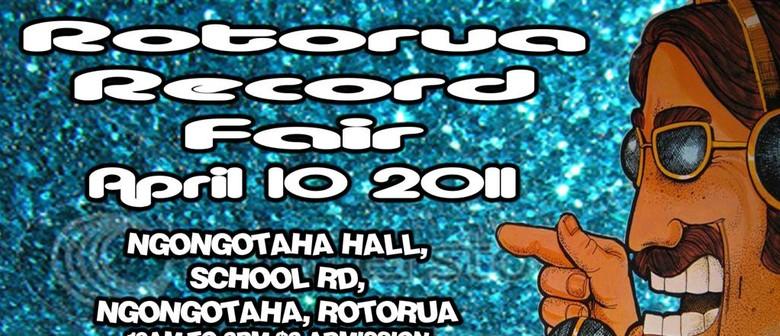 Rotorua Record Fair
