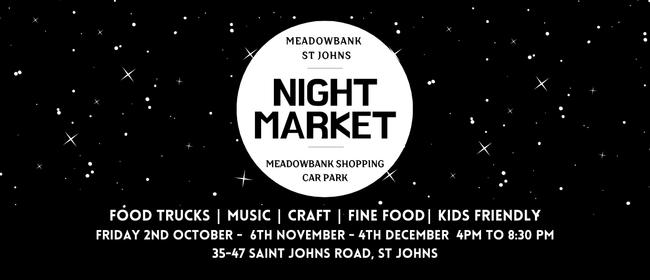 Meadowbank Night Market
