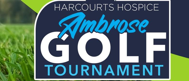 Harcourts Hospice Ambrose Golf Tournament