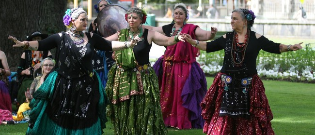Tribal Belly Dance Have-a-Go 2