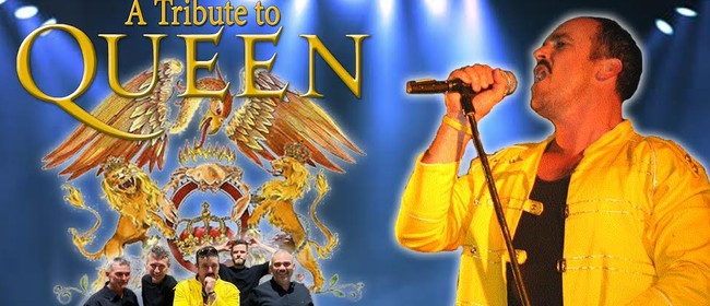 Queen Tribute (Bohemian Rhapsody): CANCELLED