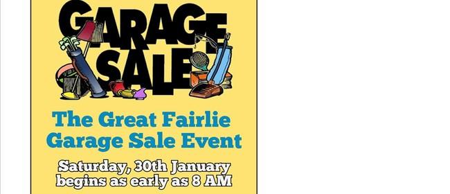 The Great Fairlie Garage Sale