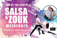 Top of the South Salsa & Zouk Weekender 2021