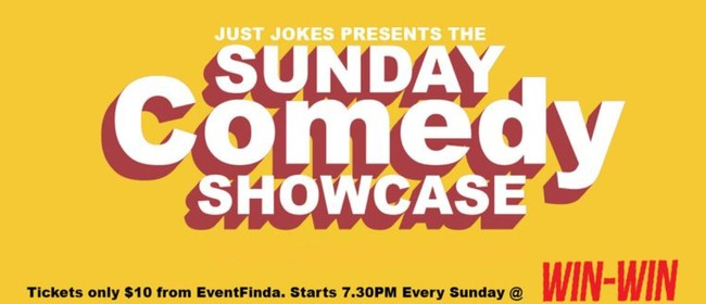 Sunday Comedy Showcase at WIN-WIN