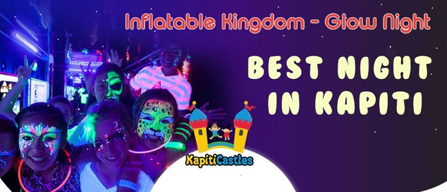 Inflatable Kingdom - Glow Night