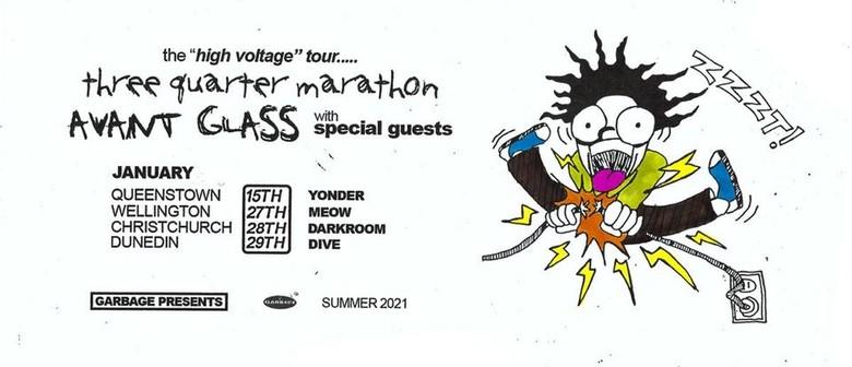 Three Quarter Marathon