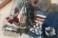 Watercolour Painting Classes from Feb 9, afternoons