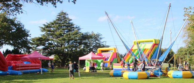 Leeston Fete