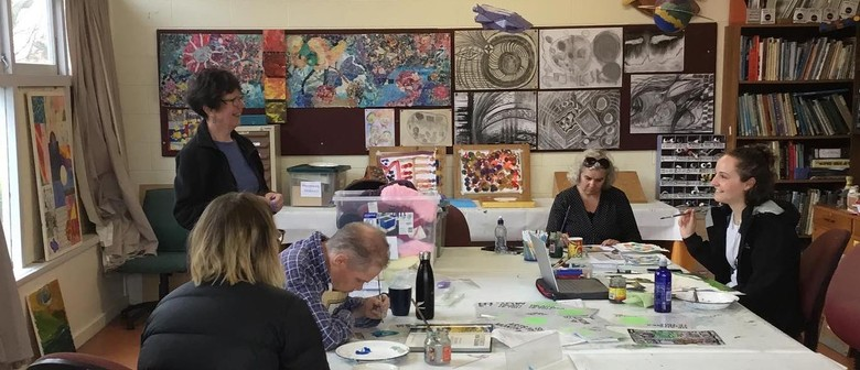 Thursday Night Untutored Art Studio - Term 1