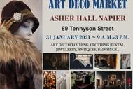 Art Deco Fashion Rental/Sale