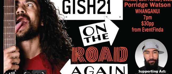 GISH - On The Road Again