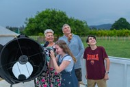 Introduction to Astronomy Course with Gisborne Astro Tours
