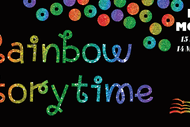 Pride Month - Rainbow Storytime - Preschool Session