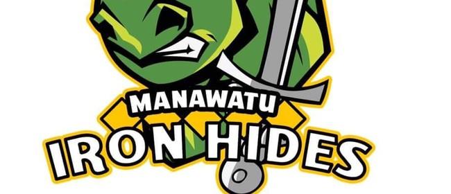 Manawatu Armoured Combat Training