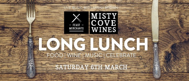 Misty Cove Long Lunch: CANCELLED