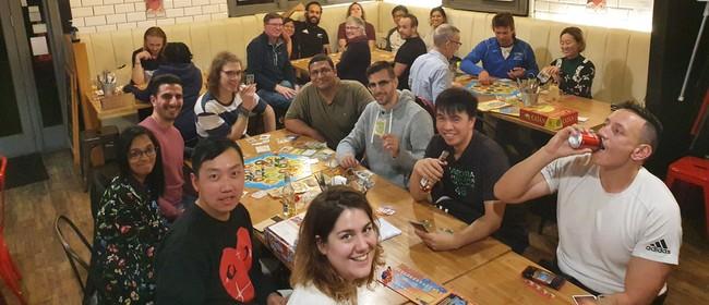 Sunday Night Dinner & Board Games