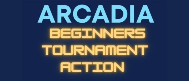 Beginners Retro Arcade and Pinball Comp: CANCELLED