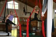 Aerial Silks Class (14 years+)