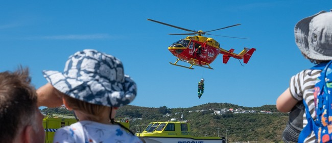 Life Flight Open Day 2021: CANCELLED